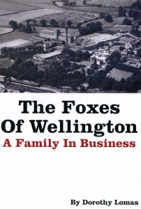 "Front cover from ""The Foxes of Wellington"""