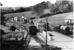 Hemyock Railway Station