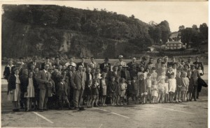 Rosemary Lane's outing to Teignmouth