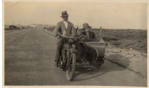 Mr & Mrs Ayres, Bournemouth c.1927