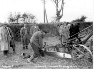Picture of the Upottery & Yarcombe Ploughing Match