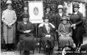 Picture of Upottery Mothers' Union 1928