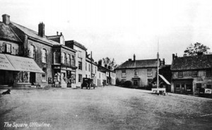 Picture of Uffculme Square, Devon.