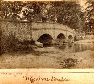 Picture of Uffculme Bridge, Devon