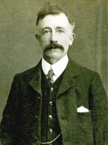 Picture of William Hancock, son of Thomas and Hannah.
