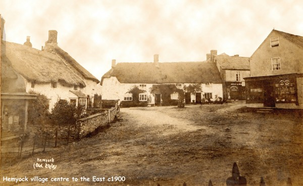 Hart Hem centre to East 1900