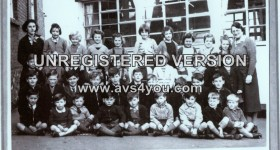 Hemyock school photo 1958-1-1