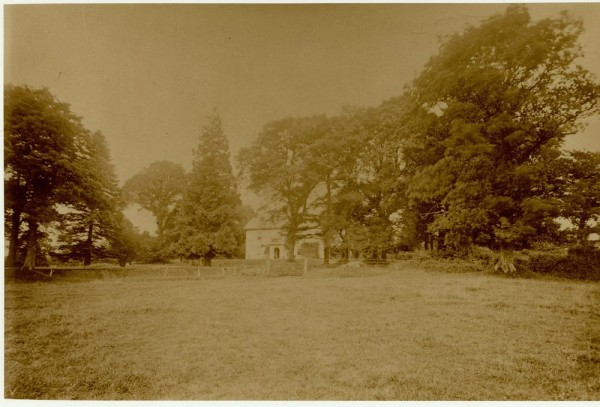 Leigh Court, Ashill, prior to 1920.-1b