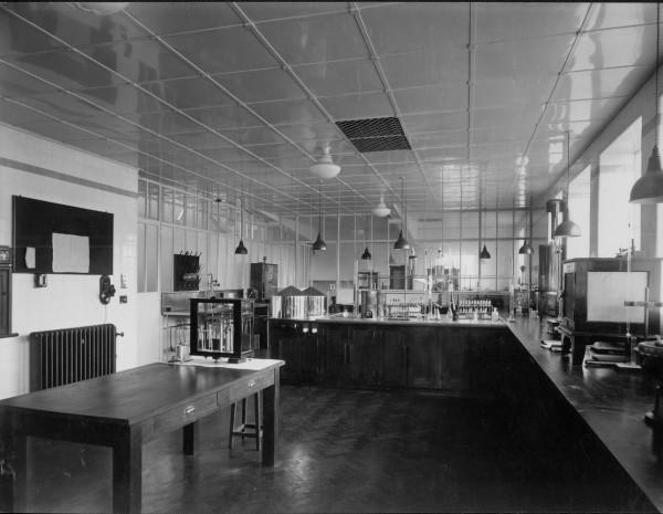 Unigate laboratory.-1