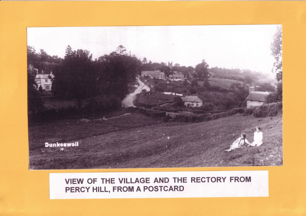 005 Village and Rectory from Percy H