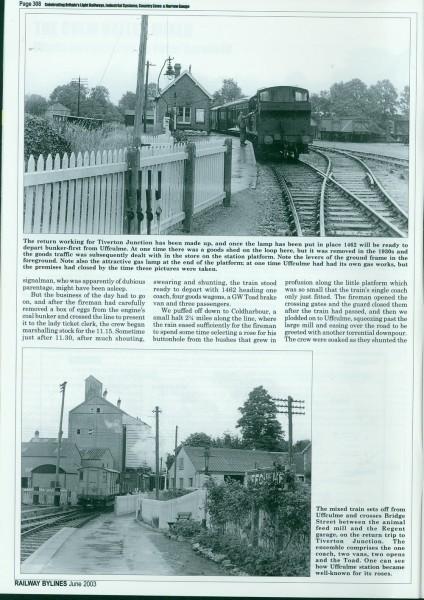 Culm Valley. Railway Bylines (3)-1