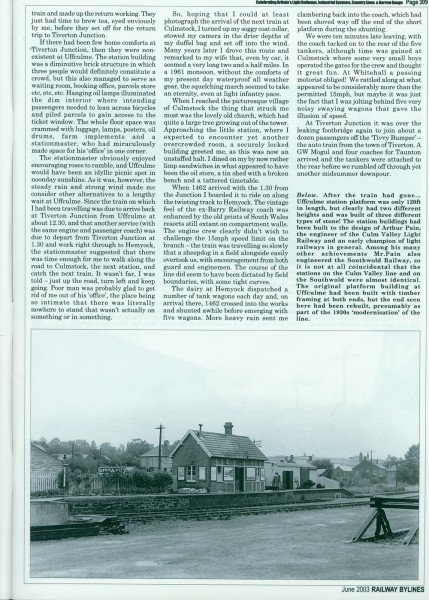 Culm Valley. Railway Bylines (4)-1