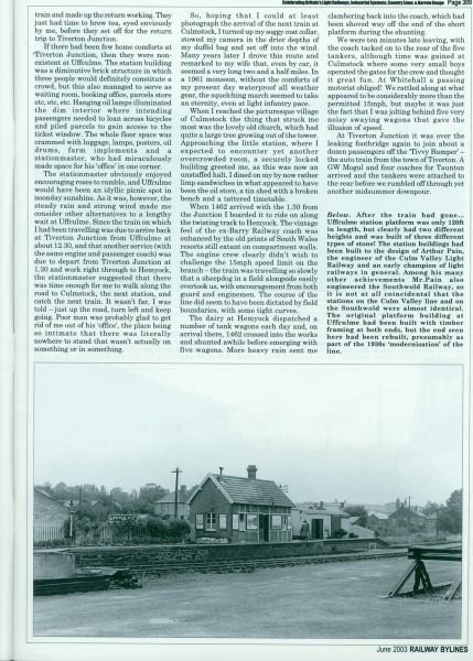 Culm Valley. Railway Bylines (4)-1