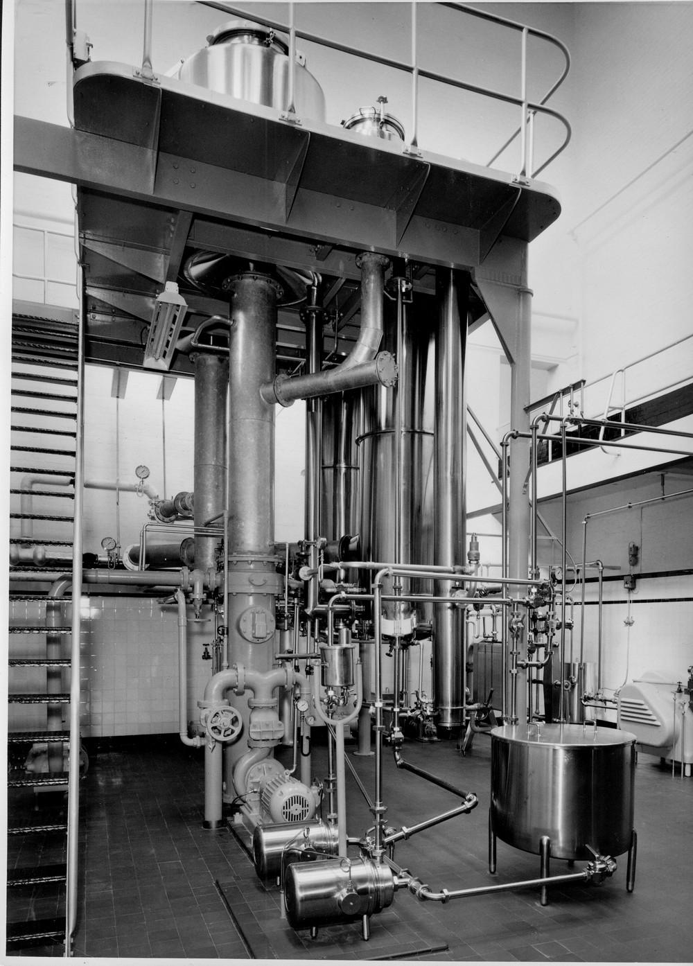 Hemyock milk factory evaporator-1